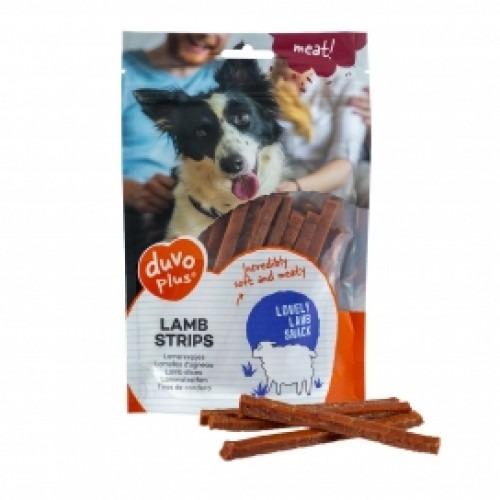 5414365341060 500x500 1 - Duvo - Dog Snack Lamb Strips 80g