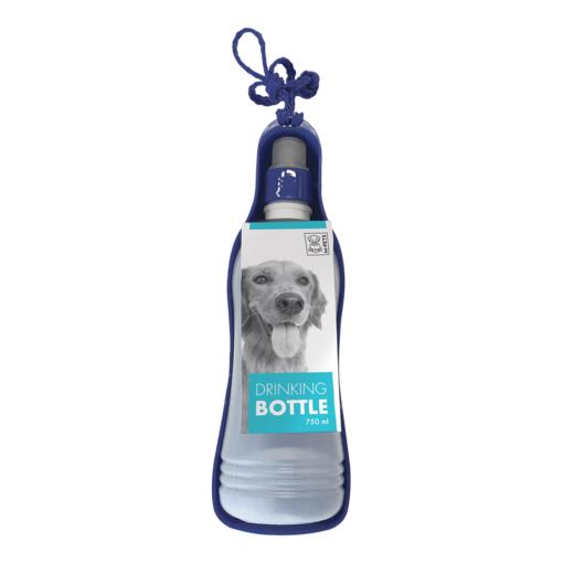 5415341002074 - M-Pets Dog Drinking Bottle 750ml