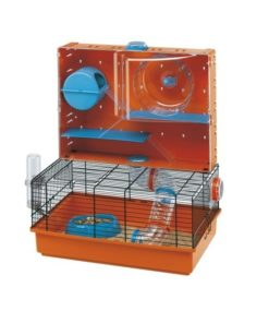 Ferplast Olimpia Hamster Cage(46X29.5Xh 54Cm)
