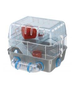 Ferplast Hamster Cage(Combi 1 Fun) 40.5X29.5X32.5 Cm