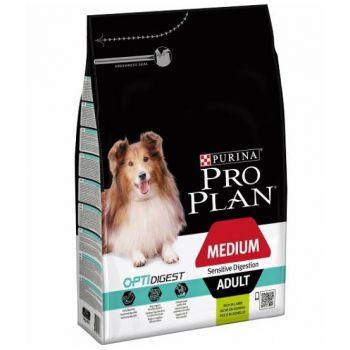 653da446dd105edda022a6f563de82a6 md - Pro Plan Optidigest - Lamb for Medium Sensitive Adult Dog