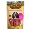 69214997117931 - Dog Fest Duck Fillet On Chewy Stick 90g