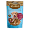 69214997118301 - Dog Fest Rabbit Ears With Chicken 90g