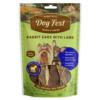 69214997118541 - Dog Fest Rabbit Ears With Lamb 55g