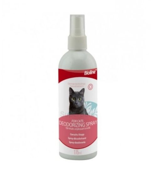 6970117120134 deodorizing - Bioline - Deodorizing Spray Cat(175ml)