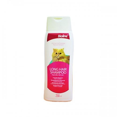 6970117122886 500x500 1 - Bioline Long Hair Shampoo Cat
