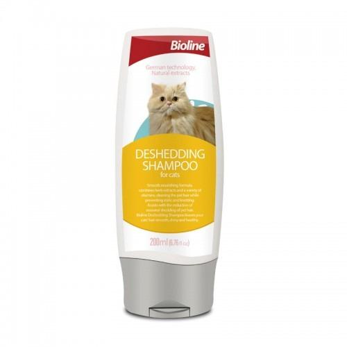 6970117123890 500x500 1 - Bioline Deshedding Shampoo For Cat 200ml