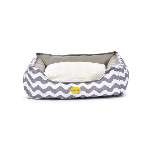 7110766980195 image1 1 - OSKAR Wave Rectangular Bed