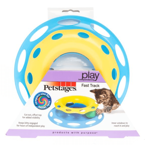 731 pack - Pet Stages Fast Track Cat Toy