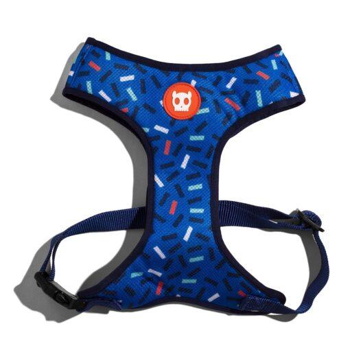 7898582476237 11 - Zee.Dog Atlanta Air Mesh Plus Harness