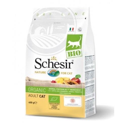 Schesir Bio Organic Adult Cat 400g