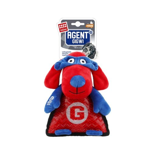 8462950810092 - GiGwi Agent GiGwi Dog TPR Belly With Squeaker