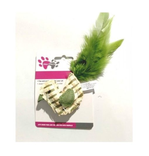 847922095468 500x500 1 - Paw Pals - Cat Paper Toy Bird