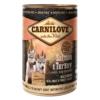 85956025116241 - Carnilove Salmon & Turkey For Puppies 400g
