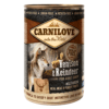 85956025116551 - Carnilove Venison & Reindeer For Adult Dogs 400g