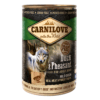 85956025116621 - Carnilove Duck & Pheasant- Wet food For Adult Dogs 400g