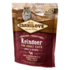 85956025122631 - Carnilove Reindeer Dry Food For Adult Cats