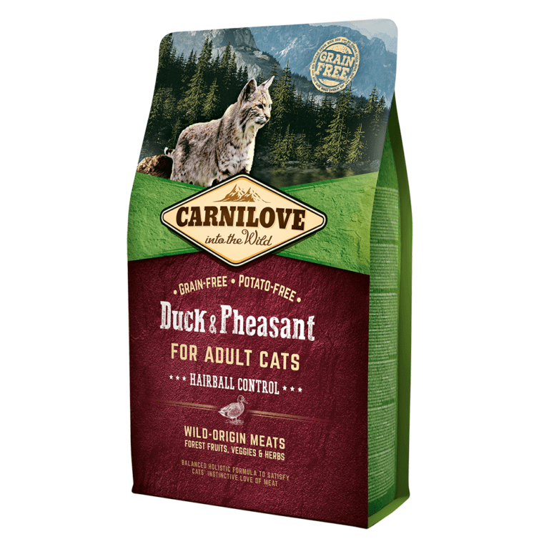 85956025123481 - Carnilove Duck & Pheasant Dry food For Adult Cats