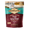 85956025274271 - Carnilove Fresh Carp & Trout-Dry food For Adult Cats 400g