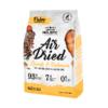 AD 6673 lamb salmon - Absolute Holistic - Air Dried Cat Diet - Lamb & Salmon 500g