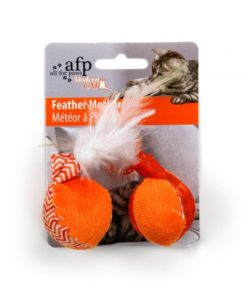 AFP Feather Meteor Orange