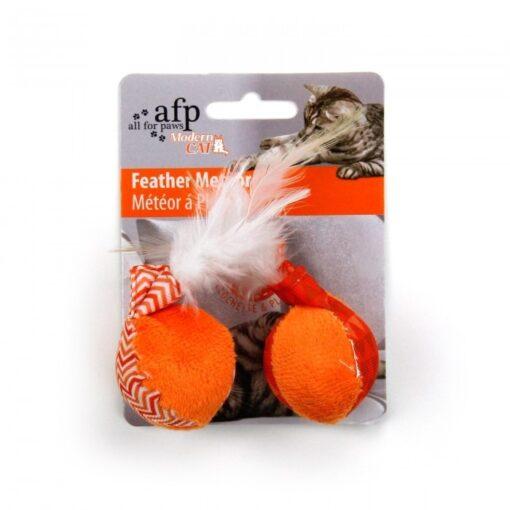 AFP Feather Meteor Orange