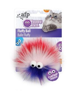 AFP Fluffy Ball Red