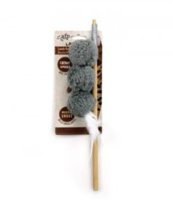 AFP Lambswool Lamb Kebab Wand Grey