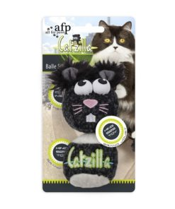 AFP Mouse Ball Black