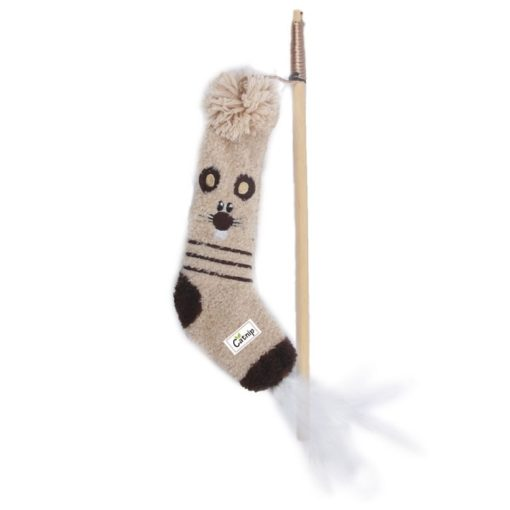 AFP Sock Cuddler Sock Wand Mouse