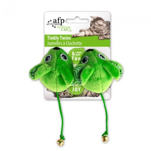 AFP Tinkly Twins Green