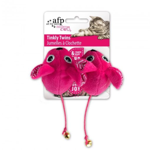 AFP Tinkly Twins Pink