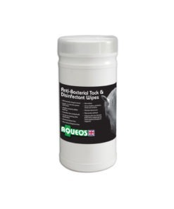 Aqueos Equine Tack And Disinfectant Cleaning Wipes