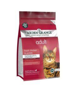 Arden Grange - Grain Free Adult Cat Fresh Chicken & Potato