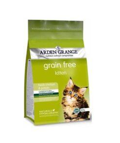 Arden Grange - Grain Free Kitten