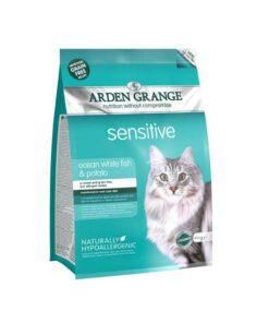 Arden Grange - Grain Free Sensitive Adult Cat