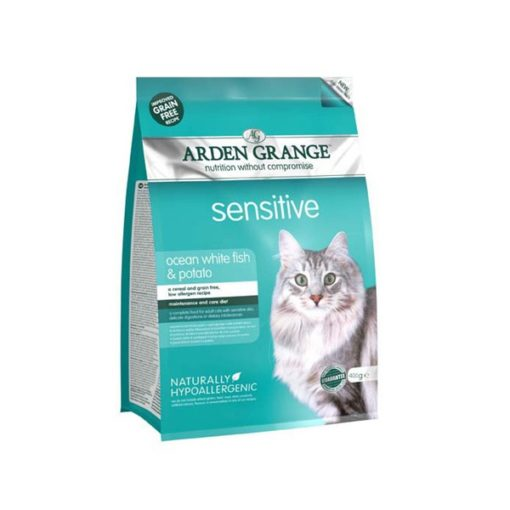 Arden Grange - Grain Free Sensitive Adult Cat