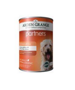 Arden Grange Partners Chicken Rice Vegetables - Home