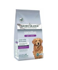 Arden Grange - Sensitive Senior Dog