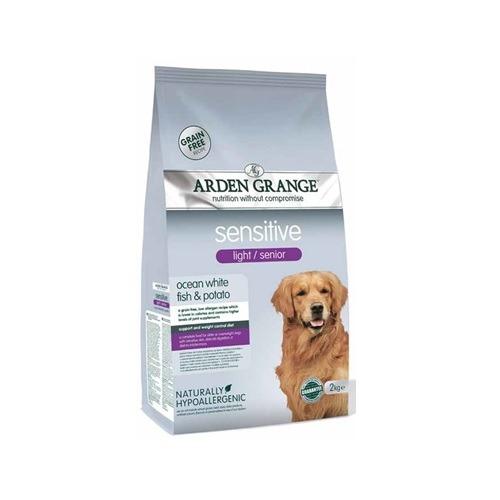 Arden Grange - Sensitive Senior Dog