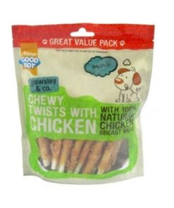 Armitage Good Boy - Chewy Chicken Twists VALUE PACK (320G)
