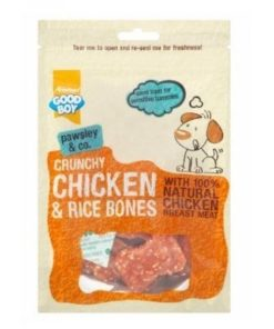 Armitage Good Boy - Crunchy Chicken & Rice Bones (100G)