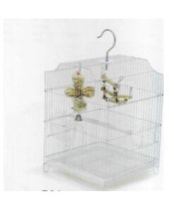 Bird Cage Dng (Medium): Size:33×31.5×60Cm- 10 Pcs/Box