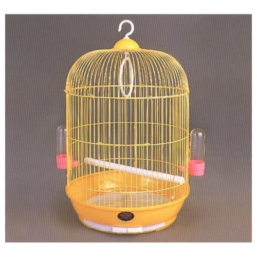 Bird Cage Samll Gold (Sold By Box Of 20 Pcs)
