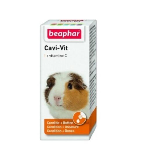 Beaphar Cavi Vit Guinea Pig Supplement 20ml - Beaphar - Cavi Vit - Guinea Pig Supplement (20ml)