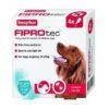 Beaphar Fiprotec Spot On for Medium Dogs 4 vials - Beaphar - Fiprotec Spot-On for Medium Dogs (4 vials)