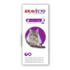 Bravecto Cat MaineCoon 1chew copy - Bravecto - Spot-On Solution for Large Cats (Single Pipette) 500mg