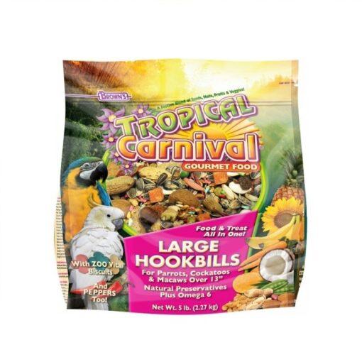 Browns Large Hookbill Food 2.27kg - Browns Large Hookbill Food