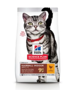 cat adult hairball indoor chicken