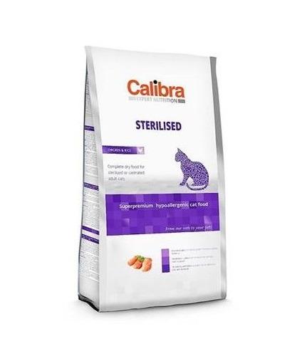 Calibra Sp Dry Cat Expert Nutrition Sterilised Chicken 2kg - Calibra - Sp Dry Cat Expert Nutrition Sterilised Chicken